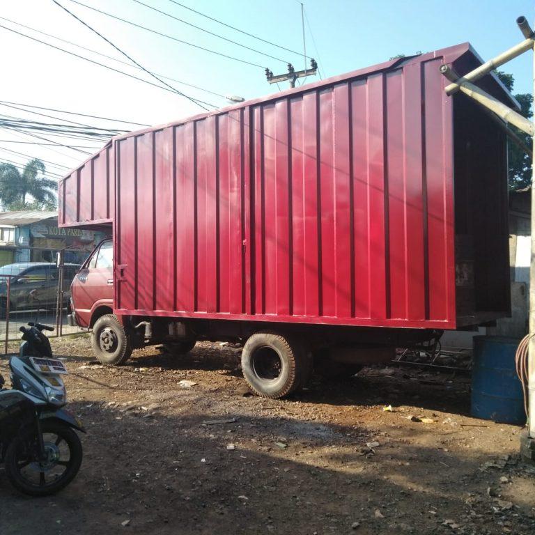 Truck Box Tim Jasa Pindah